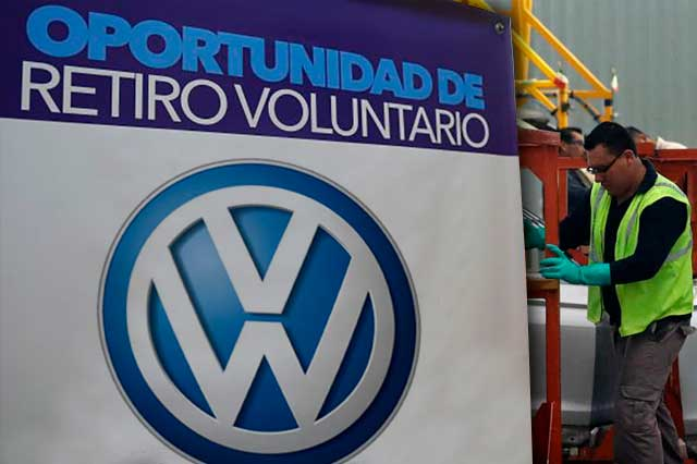 Volkswagen offers voluntary retirement to its workers;  Syndicate opposes