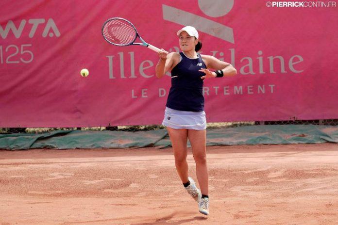 WTA - Gdynia - Harmony Tan rate le coche, Irina Begu démarre fort