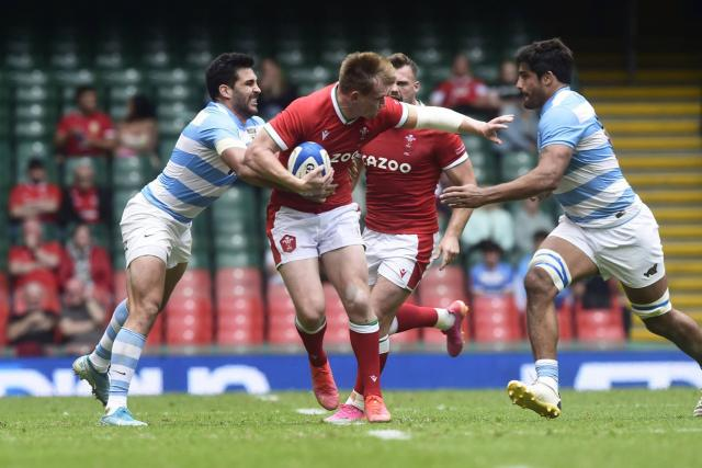 Wales and Argentina back to back in Test matches