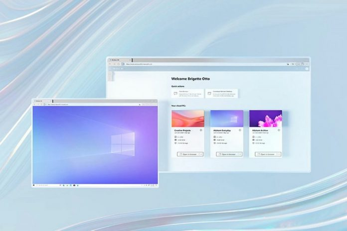 Windows 365: Microsoft's operating system moves to the cloud