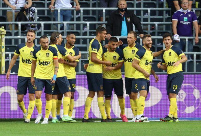 Retour gagnant en D1A pour l'Union Saint-Gilloise qui bat Anderlecht (1-3)