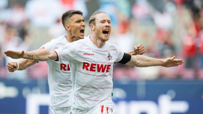 1. Hertha turns FC Cologne back against BSc in Palmcord debut