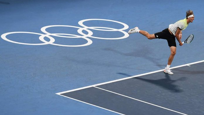 Olympia 2021 Live: Alexander Sverev vs. Karen Kachchanov - Tennis Final in Tokyo