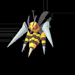 Pokemon Mega Dardargnan