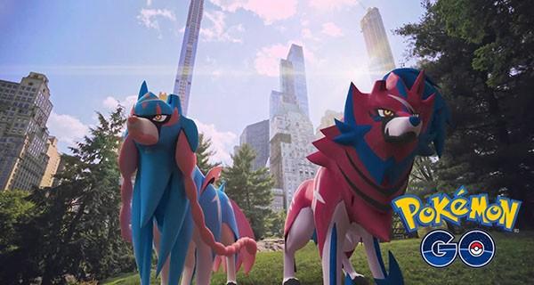 Pokémon GO : Ultra Bonus 2021 Partie 3 - Épée et Bouclier