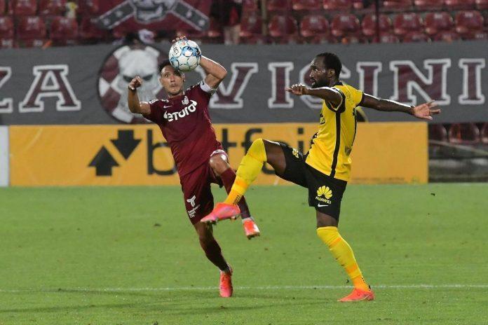 Ngamaleu et Young Boys s'en sont sortis de justesse sur le terrain de Cluj.
