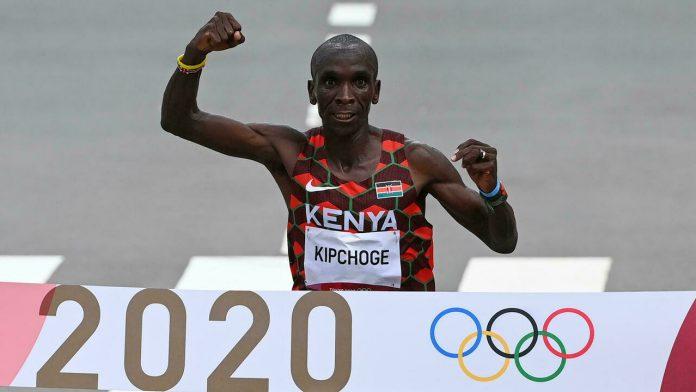 JO-2020 / Marathon: Kipchoge Victory