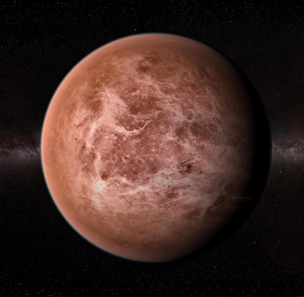 Hello neighbors!  Venus is 40 million km from Earth