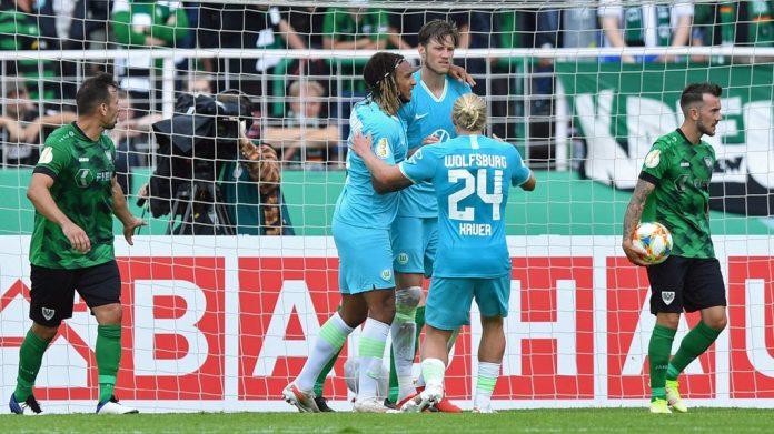 DFB file: VfL Wolfsburg continues - no?     NDR.de - Game