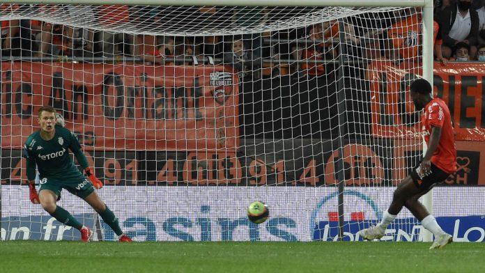 L1: Monaco, head elsewhere, tilted 1-0 at Lorient