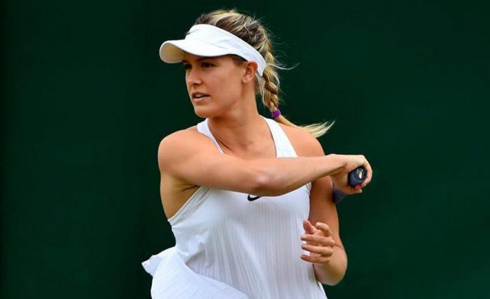 Eugenie Bouchard und ihre neue Rolle im Tennis