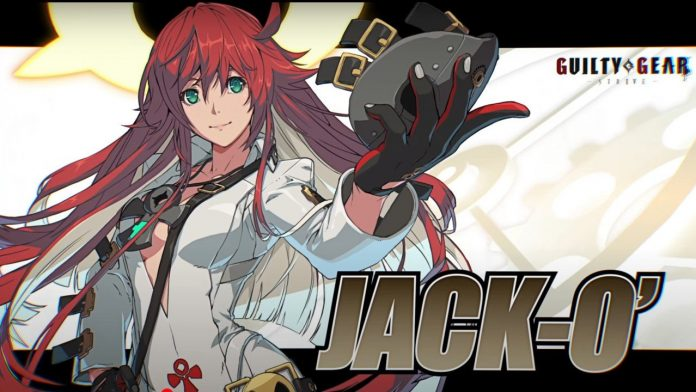 Guilty Gear Strive Second personnage DLC Jack-O 'Tricks and Treats plus tard ce mois-ci