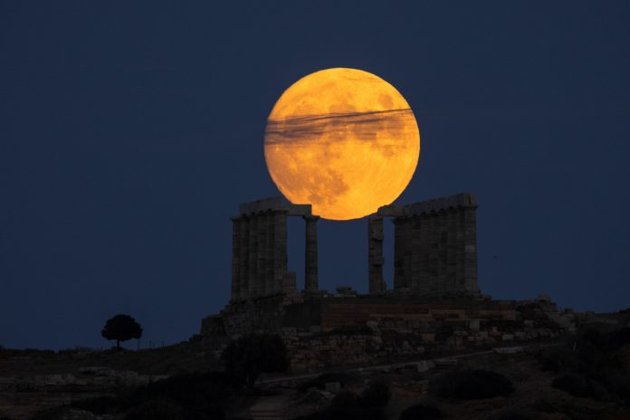 Blue Moon 2021 - It will be a very rare phenomenon at night... But there is a catch