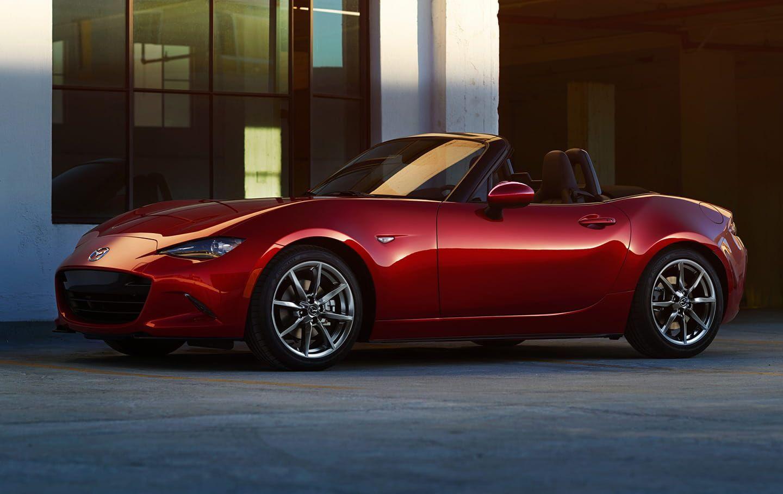 Mazda MX-5.  / Photo: Courtesy of Mazda.