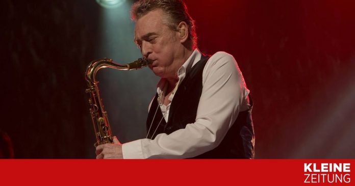 Mourning for saxophonist and songwriter UB40 «kleinezeitung.at