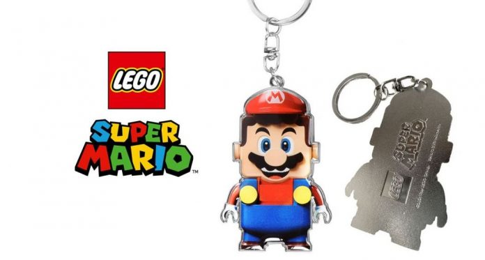 How to get LEGO Keyrings from Mario and Luigi • JPGAMES.DE