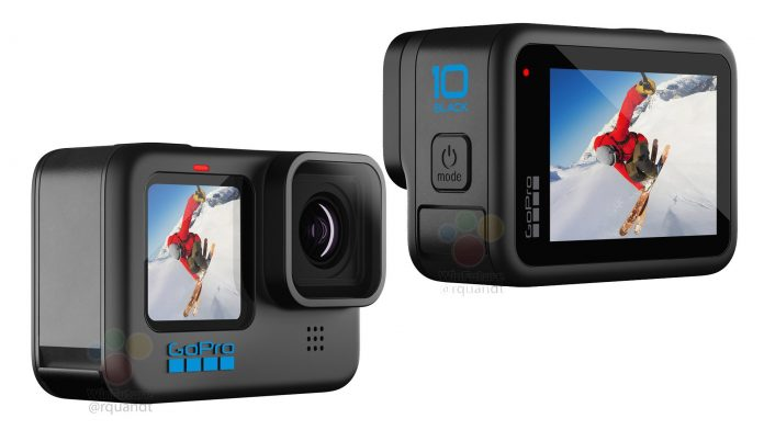 GoPro Hero 10 Black: This is the new GP2 action camera