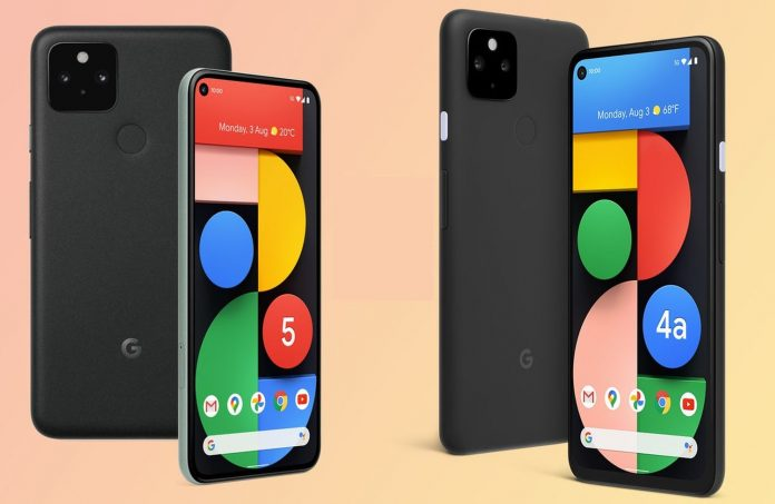 Pixel 5 & Pixel 4a 5G: Google has already stopped production of the two 2020 Pixel smartphones