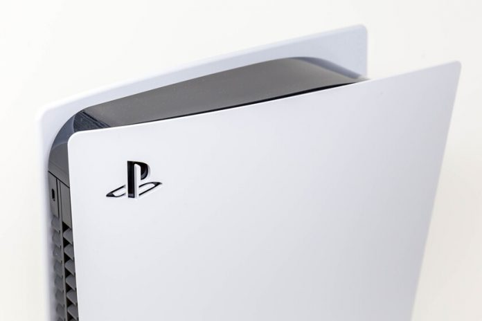 The new PS5 model not only comes with a new screw, but also comes with a smaller heat sink
