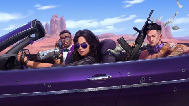 Saints Row is expected to offer three DLCs after release