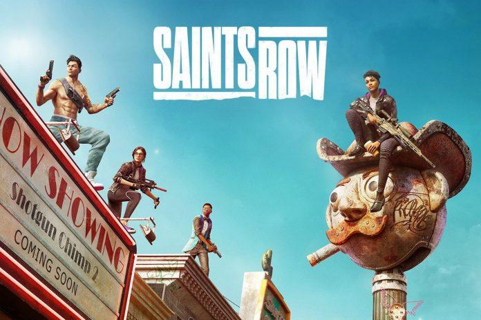 Saints Row se fait descendre sur la toile