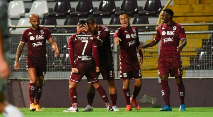 4-2 win at Alajuelense Stadium in Costa Rica