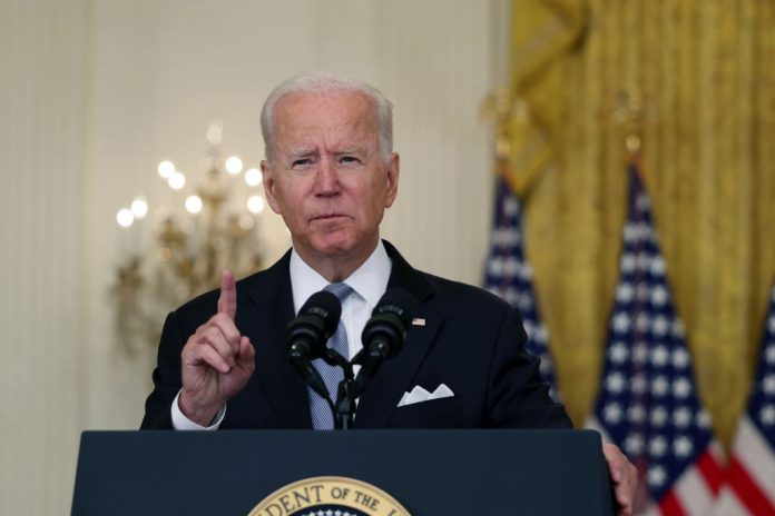 5 things you should know on August 17: Biden's warning to the Taliban