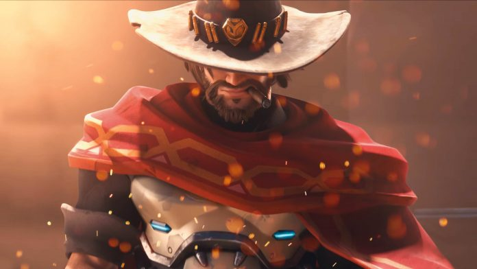 After the controversy, McCree's character will be renamed