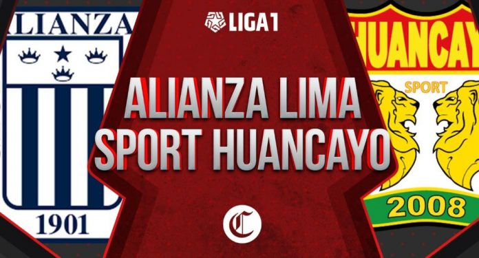 Alianza Lima vs Sport Huancayo GOLPERU Live Streaming Online: Score & Minute By Minute Live Stream |  The second stage |  League 1 |  Peruvian football |  NCZD |  DTBN |  lbposting |  Total Sports