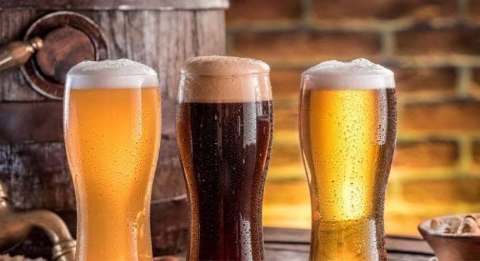 Beer is a major agro-industrial export product of Mexico
