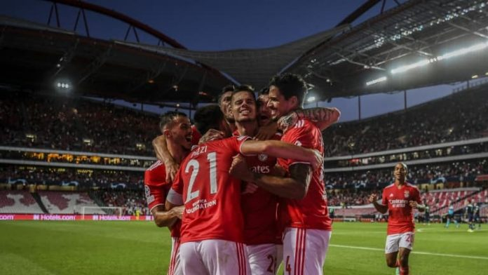 Benfica, Young Boys and Malm qualified for the teams