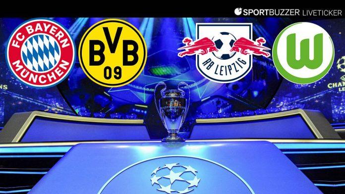 Die Auslosung der Champions-League-Gruppenphase hier im Liveticker!