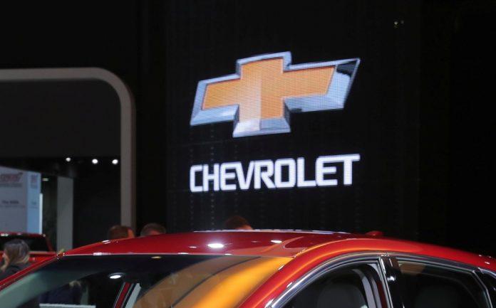 Chevrolet. Foto: Reuters