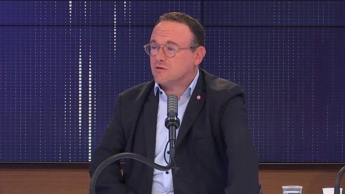 Damien Abbott describes Eric Seotti's candidacy as