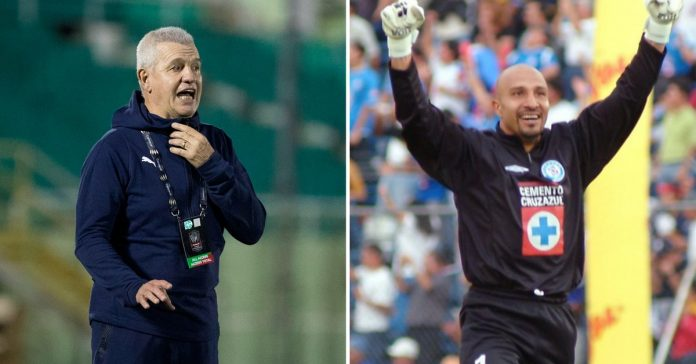 El Conejo Pérez and Javier Aguirre wrote another chapter of their history in Monterrey vs Cruz Azul