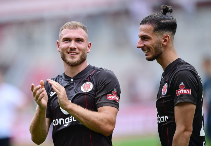 FC St. Pauli fears three professional dads ahead of the derby