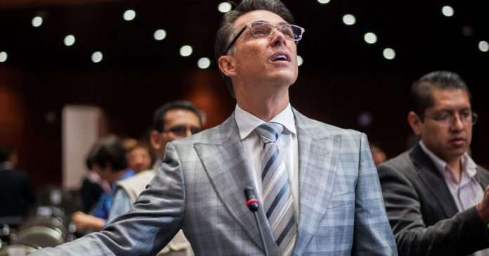 'I want to leave an imprint': Sergio Mayer will seek to be head of government at CDMX