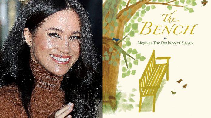 In stores in November: Megan's children's book appeared in German