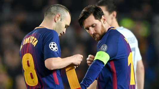 Iniesta 'hurts' to see Messi at PSG