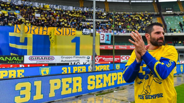 Italy - mired in debt and no buyer, Chievo Verona disappears