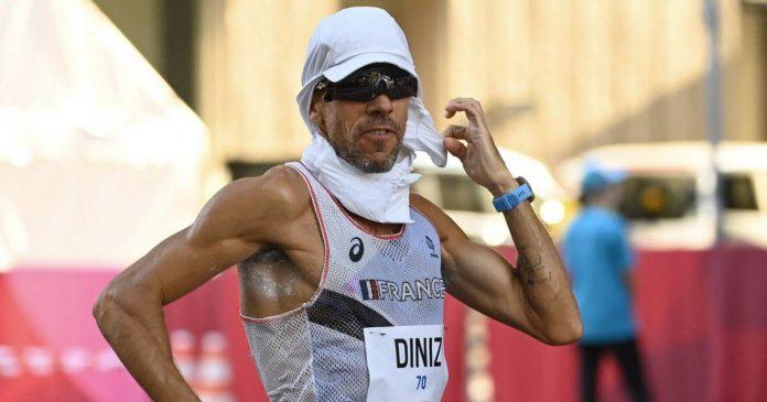 Johan Deniz retires, French crews qualify for semi-finals
