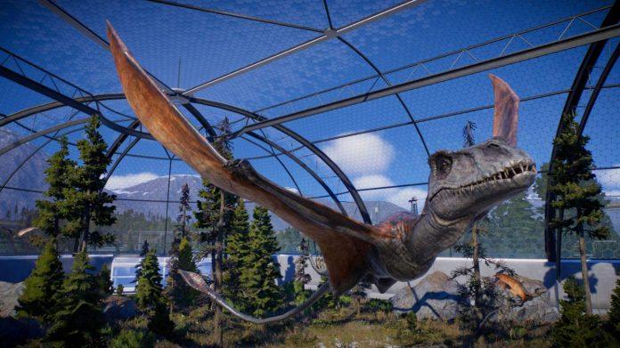 Jurassic World Evolution 2 release date revealed