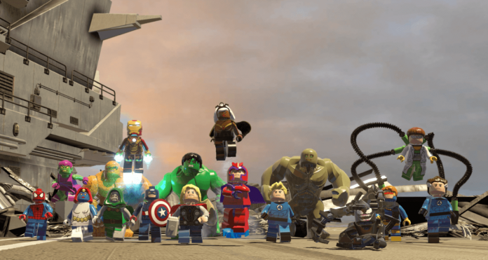 LEGO Marvel Super Heroes comes to Nintendo Switch • Nintendo Connect