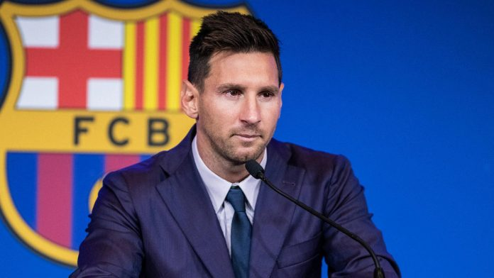 Lionel Messi joins PSG - he moved to Paris perfectly
