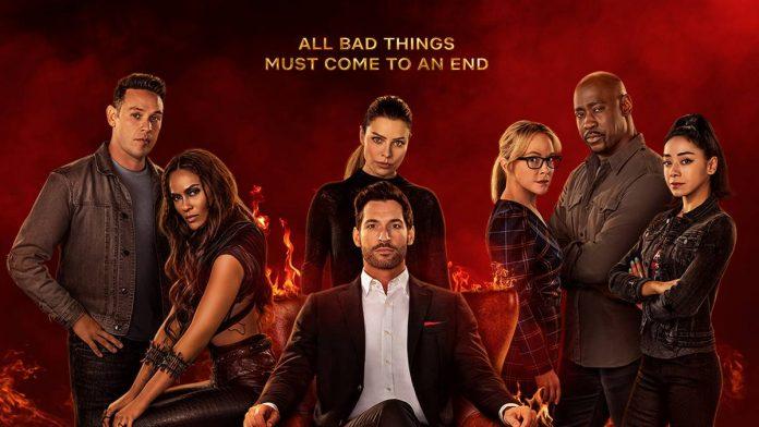Lucifer premieres its sixth and final season on Netflix
