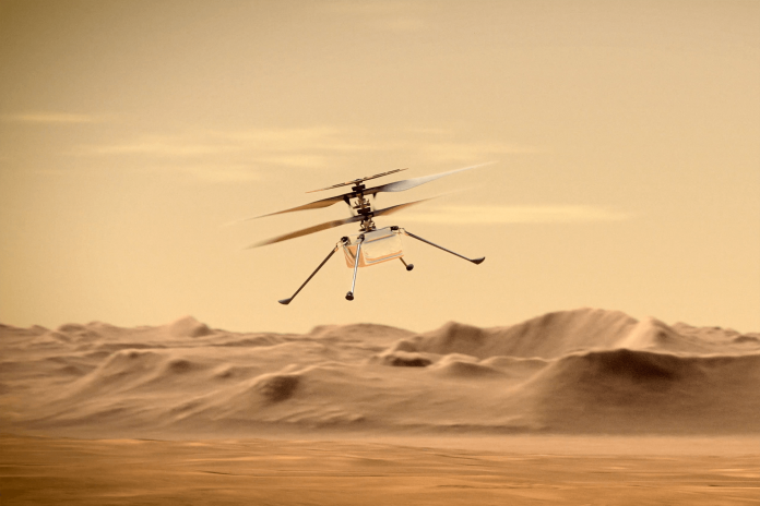 NASA's Innovative Mars Helicopter Surpasses 'Perilous' 12th Flight