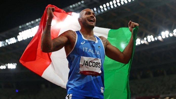Olympic Games 2021 - Athletics: Who is the Olympic 100m Champion Marcel Jacobs from Tokyo?