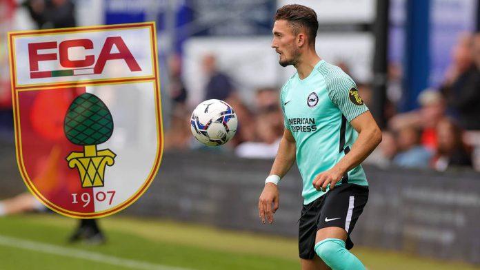 Der FC Augsburg hat sich kurz vor Ende der Transferperiode noch einmal verstärkt. Andi Zeqiri wechselt auf Leihbasis von Brighton & Hove Albion zum FCA.