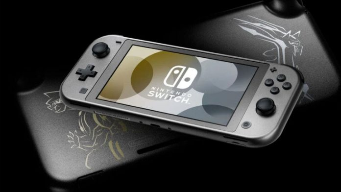 Pre-order the Switch Lite Pokémon Dialga and Palkia Edition, where to buy the console?  - Break Flip