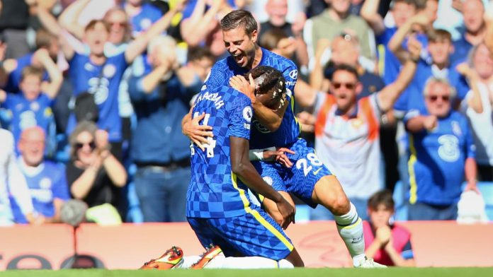 Premier League: Chelsea star Trevoh solo cries after goal - football